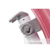 Компьютерное кресло розовое FunDesk SST10 Pink, фото 3