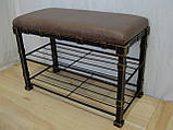 Кованый набор мебели для прихожей  -  018, фото 2