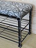 Кованый набор мебели для прихожей  -  018, фото 6