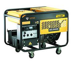 Бензиновый генератор KIPOR KGE12E (9.5 кВт)