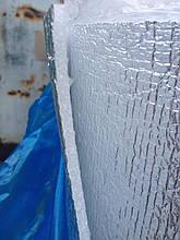 Подложка под ламинат НПЭ 8мм фольгированная