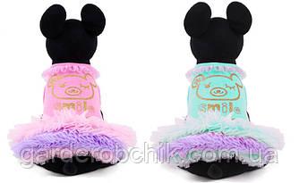 """Платье нарядное """"Smile Bear"""" для собаки, кошки. Одежда для собак."""