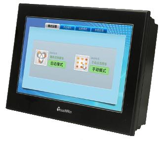 Сенсорная панель оператора TGA63-UT, 10.1'', 2 COM ports, RS232/RS485/RS422