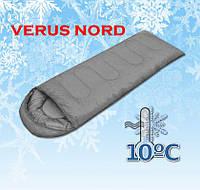 Спальный мешок Verus Nord Gray до - 10°C