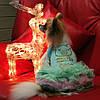 """Платье нарядное """"Мишка Барни"""" для собаки, кошки. Одежда для собак., фото 9"""