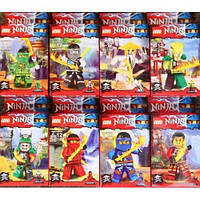 Конструктор Ninja 1760