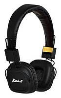 MARSHALL MAJOR MK.II BLACK - нова модель закритих портативних навушників