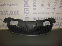 Решетка радиатора Skoda Praktik 06-10 (Шкода Практик), 5J0853668