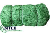 Ячейка 50 мм. Ширина 300 ячей. 93,5tex*3 (0.8 мм.) Дель рыболовная ниточная узловая капроновая (полиамидная).
