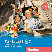 Диск для лазерних систем зчитування Paul, Lisa & Co Starter, 2 Audio-CDs