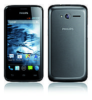 Защитная пленка на экран телефона Philips Xenium W3568