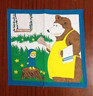 Детские носовые платочки, фото 1