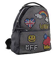 Сумка - рюкзак, черный  555176