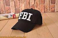 Бейсболка FBI (чёрная кепка ФБР)