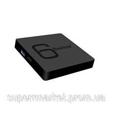 Смарт ТВ приставка Beelink GS1 6K Allwinner H6 8 ядер 16GB, фото 2