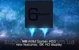 Смарт ТВ приставка Beelink GS1 6K Allwinner H6 8 ядер 16GB, фото 3