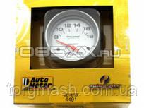 Вольтметр 8-18 Volts, диаметр 67мм