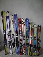 Гірські лижі оптом 100-140 см, 10 пар по 930 грн