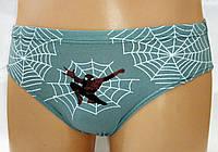 Трусики детские на мальчика. Spider-Man. Размер 8-10 лет