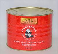 Соус устричный  Panda Brand Lee Kum Kee 2270 г