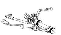 Пневматический шпатлевочный распылительный пистолет Wagner