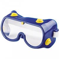 Очки защитные закрытого типа с непрямой вентиляцией, поликарбонат// СИБРТЕХ 89160