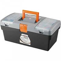 """Ящик для инструмента, 420 х 220 х 180 мм (17""""), пластик// STELS 90704"""