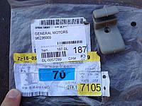 Кронштейн солнцезащитного козырька (крючек) Ланос Сенс 96236009