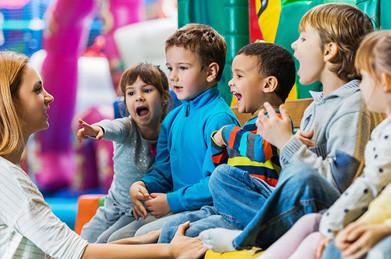 Занятия и курсы для дошкольников, 2-6 лет