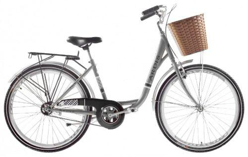 """Городской велосипед ARDIS LIDO 26"""" 16""""  Серый"""