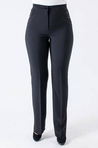 """Женские деловые брюки """"Гелена"""", фото 2"""