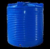 Емкость пластиковая, вертикальная 7500 литров Рото Европласт