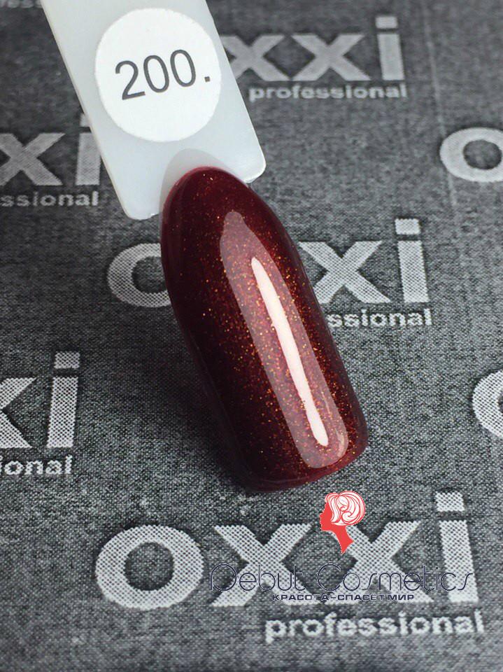 Гель-лак Oxxi 200 8 мл