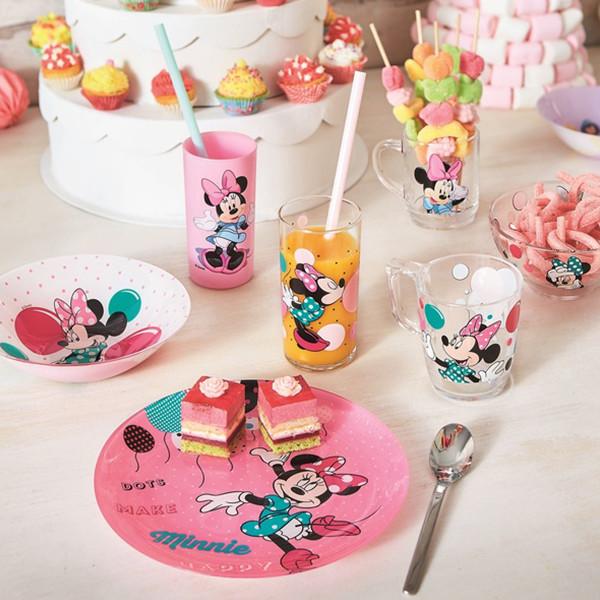 Детский набор посуды Luminarc DISNEY PARTY MINNIE