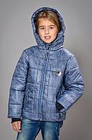 Демисезонная куртка для мальчика (1401)
