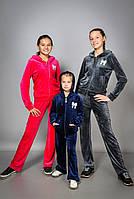 Детский спортивный костюм для девочки (1280)