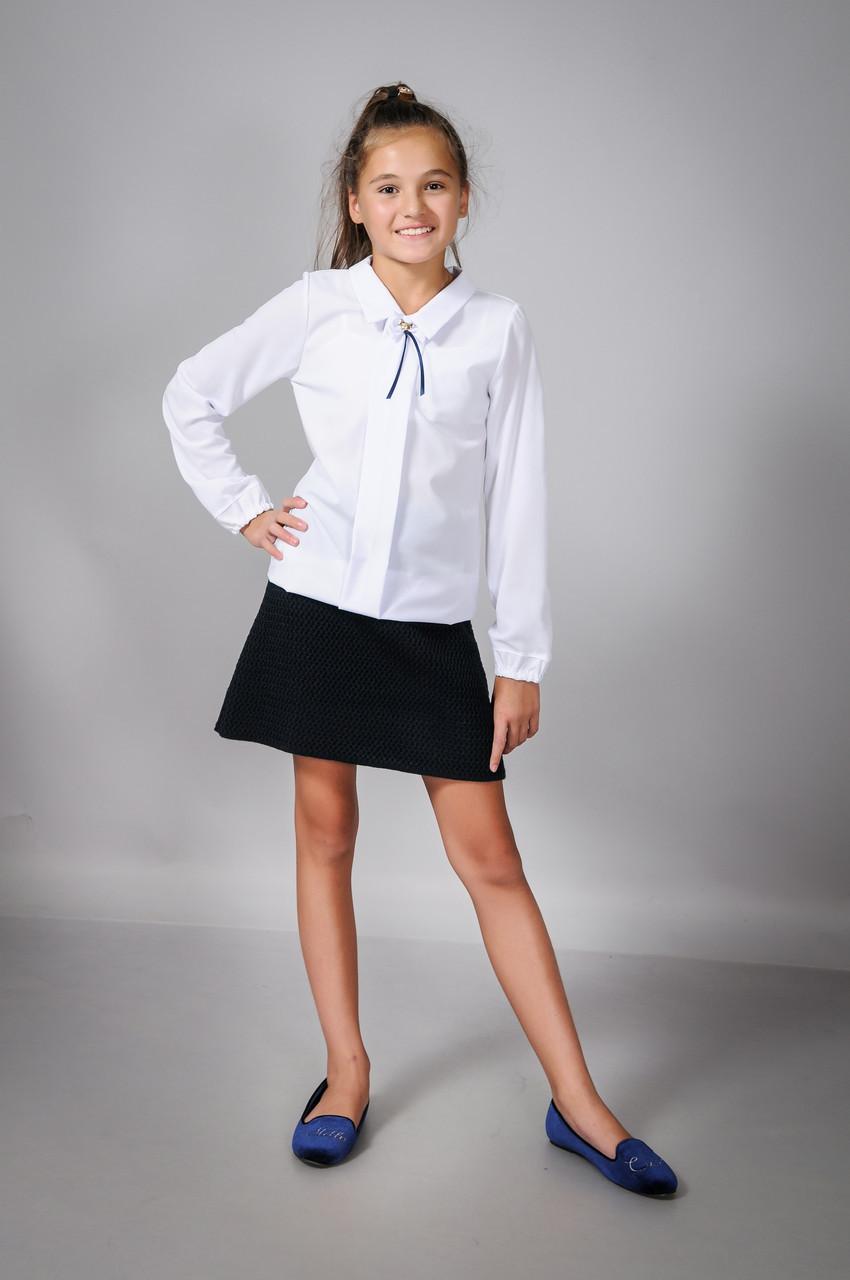29e7436c0ee Школьная блузка для девочки (1243) - Lutter одежда для всей семьи в Харькове