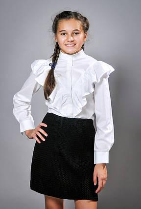 64bbed8fb14 Школьная блузка для девочки (1271)  купить