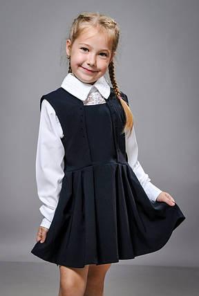 bcb41c1212c Школьный сарафан для девочки (1269)  купить