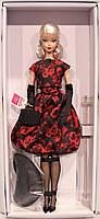 Колекційна лялька Барбі Силкстоун /Barbie Elegant Rose Cocktail Doll Dress, фото 2