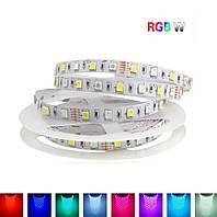 Светодиодная лента RGB  SMD 5050 - 60 LEDs/M, 12V, IP33, 5м