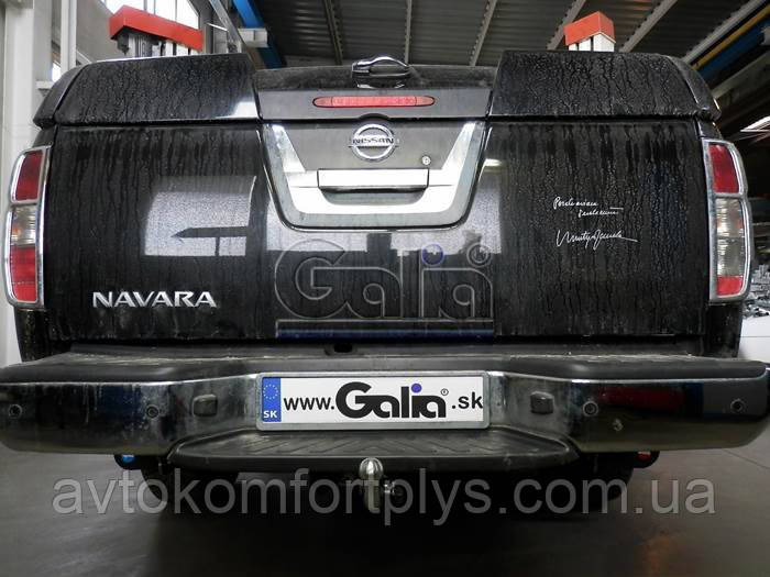 Фаркоп Nissan Navara 2005-2014