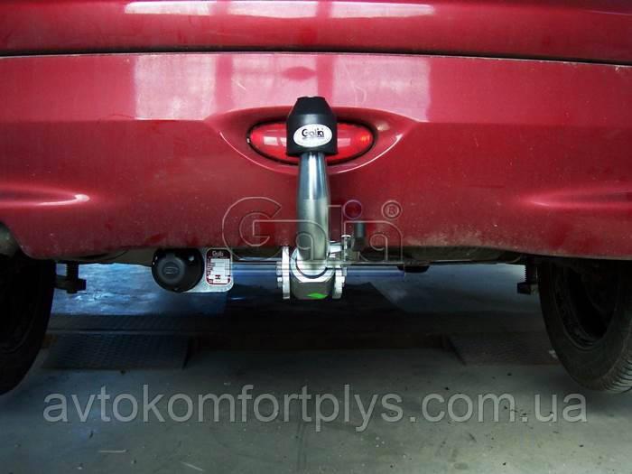 Фаркоп Peugeot 206 1998-2010