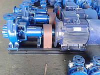 Насос К100-65-200 консольный,центробежный
