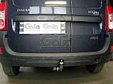 Фаркоп Renault Logan універсал 2007-2013, фото 4