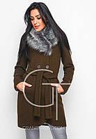 Женское зимнее пальто  SV 8766