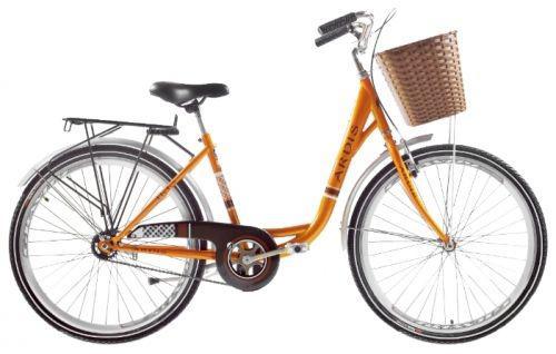 """Городской велосипед ARDIS LIDO 26"""" 16""""  Оранжевый"""