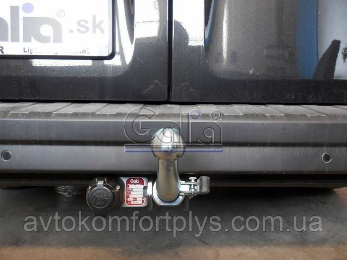 Фаркоп Renault Trafic 2013-