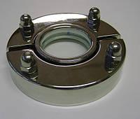 Соединение клемповое резервуара со смотровым стеклом