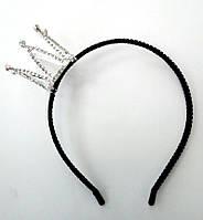 Корона королевы принцессы на обруче
